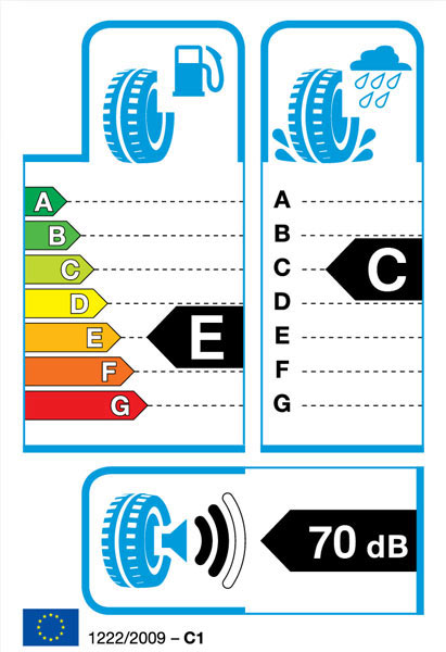 anvelope iasi anvelopa Bridgestone LM32 eticheta europeana